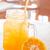 vidrio · orgánico · frescos · jugo · de · naranja · frutas · naranja - foto stock © nalinratphi