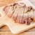 disznóhús · steak · fából · készült · tányér · stock · fotó - stock fotó © nalinratphi