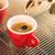 コーヒーカップ · エスプレッソ · マシン · 在庫 · 写真 · 手 - ストックフォト © nalinratphi