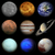 solar system planets on black background stock photo © nasa_images