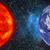 sistema · solar · lua · naturalismo · satélite · um - foto stock © nasa_images