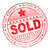 проданный · белый · бизнеса · красный · магазин - Сток-фото © nasirkhan