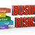 illustration of business risks management stock photo © nasirkhan