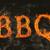 BBQ · láng · grillezett · szín · eszik · egészségtelen - stock fotó © nasirkhan