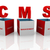 3d box of cms   content management system stock photo © nasirkhan