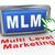 3D · mlm · botão · ilustração · 3d · nível · marketing - foto stock © nasirkhan