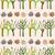 aranyos · állat · végtelen · minta · rajz · baglyok · citromsárga - stock fotó © natali_brill