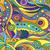 ornamento · brilhante · vetor · papel · textura - foto stock © Natali_Brill