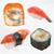 alimentare · sushi · sashimi · vettore · design - foto d'archivio © natali_brill