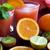 ontbijt · sinaasappelsap · vers · vruchten · tabel · oranje - stockfoto © natali_brill