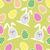 かわいい · イースター · ウサギ · 卵 · エンドレス - ストックフォト © natali_brill