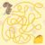 мыши · сыра · лабиринт · игры · детей · рисованной - Сток-фото © natali_brill
