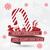 simple vector white christmas card stock photo © natali_brill