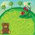 laberinto · juego · ninos · actividad · página · ayudar - foto stock © natali_brill