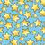 desenho · animado · estrelas · azul · sem · costura · abstrato - foto stock © Natali_Brill