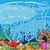 Puzzle for kids - marine life stock photo © Natali_Brill