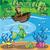 pescador · peixe · vetor · desenho · animado · ilustração · água - foto stock © Natali_Brill
