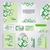 verde · corporativo · estilo · identidade · conjunto · negócio - foto stock © Natali_Brill