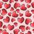 egyszerű · rózsaszín · piros · szívek · valentin · nap · absztrakt - stock fotó © natali_brill