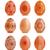 イースターエッグ · イースター · 花 · 春 · オレンジ - ストックフォト © Natashasha