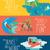 set of traveling vector illustrations different types of travel stock photo © natashasha
