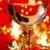 wineglass with decoration stock photo © naumoid