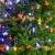 lila · ünnepi · karácsony · elegáns · absztrakt · bokeh - stock fotó © naumoid