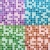 cascalho · verde · vidro · cor · textura · mosaico - foto stock © naumoid