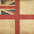 british naval ensign flat aged stock photo © nazlisart