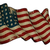 amerikaanse · grunge · vlag · behang - stockfoto © nazlisart