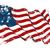 grunge · estrelas · estilo · bandeira · americana · abstrato - foto stock © nazlisart
