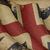 union jack 16061801 the kings colours old paper stock photo © nazlisart