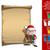 Noël · défiler · illustration · cute · cartoon - photo stock © nazlisart