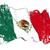 Meksika · federal · bölge · bayrak · grunge · örnek - stok fotoğraf © nazlisart
