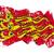 британский · щетка · иллюстрация · акриловый · краской - Сток-фото © nazlisart