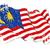 grunge · banderą · Malezja · ilustracja · star - zdjęcia stock © nazlisart