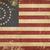 us civil war union  37 star medalion  flag flat   aged stock photo © nazlisart