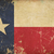 Texan Old Flat Flag Scratched & Aged stock photo © nazlisart