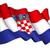 zászló · illusztráció · integet · piros · szél · Európa - stock fotó © nazlisart