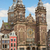 fasade of church of st nicholas amsterdam stock photo © neirfy