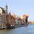 old town over water gdansk stock photo © neirfy