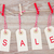 sale hanging tags stock photo © neirfy