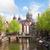 kilise · Amsterdam · lale · Hollanda · gökyüzü - stok fotoğraf © neirfy