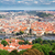 prague from above stock photo © neirfy