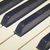 piano keyboard close up stock photo © neirfy