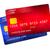 schuld · creditcards · geïsoleerd · Blauw · potlood · financieren - stockfoto © neirfy