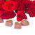 バレンタインデー · 赤いバラ · チョコレート · グリーティングカード · 中心 · ボックス - ストックフォト © neirfy