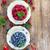 ラズベリー · 葉 · 緑 · 薬 · 赤 · デザート - ストックフォト © neirfy