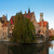 view of old town bruges stock photo © neirfy