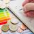 takarékosság · pénz · energiahatékonyság · Euro · toll · zöld - stock fotó © neirfy
